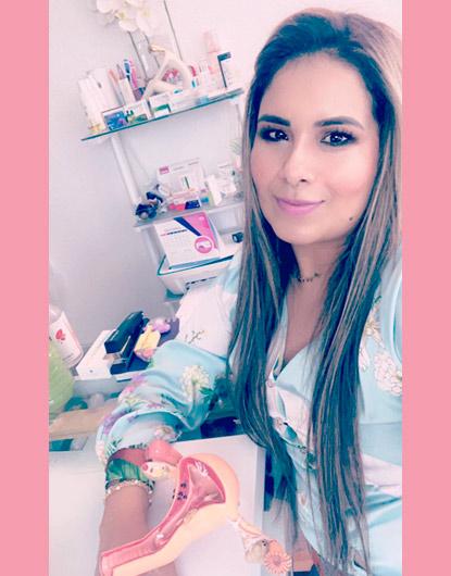 Dra. Lesli Pamela González