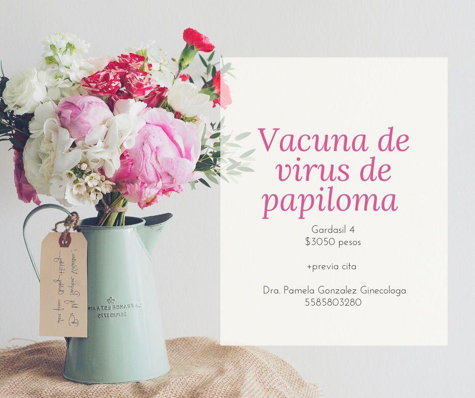 Promoción Vacuna VPH - Ginecólogo en Naucalpan